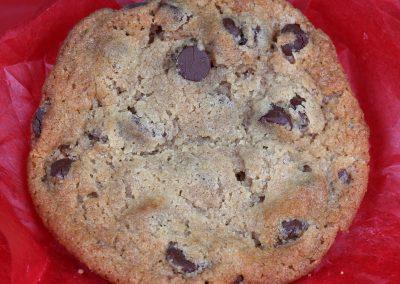 Wheatless Peanut Butter Chocolate Chip